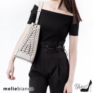 Melie Bianco Bags - Melie Bianco: Jamee Handbag - Luxury Vegan Leather